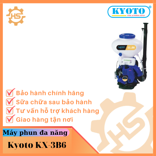 KYOTO-KX-3B6
